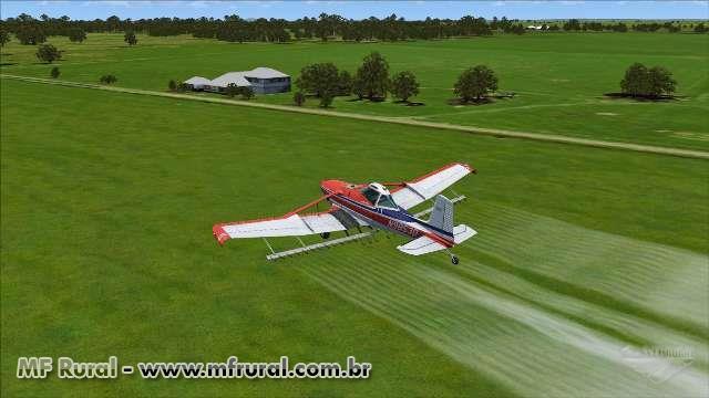 Aviões Agrícolas seminovo pequena entrada e prestaçâoa partir 2.475,00 sem burocracia e sem juros
