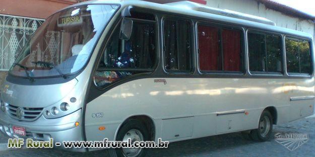 Micro Onibus Valares e outros completo estado de zero transfiro presção  1450,00 sem burocracia