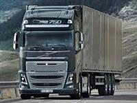 Caminhão Volvo Volvo 750 trucado completo ou so o cavalo entrada 25mil sem burocracia ano 13