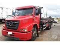 Caminh�o Mercedes Benz (MB) MB2324 trucado carroceria ou bascula entrada 12.800,00 ano 13