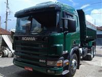 Caminhão Scania 124 360 ano 09