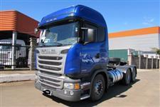 Caminhão Scania Caminhao Scania R440 trucado so cavalo Entrada 22mil ano 14
