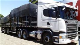 Caminhão Scania R 440 ano 18