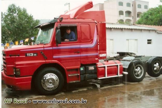 Caminhão Scania 113 comp. ou so cavalo ENTRADA + PARC DE 120M S/ BUROCRACIA E S/ JUROS / CONSORCIO.