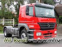 Caminhão Mercedes Benz  2635 Truk Carroceria ENT + PARC DE 120M S/ BUROC. E S/ JUROS / CONSORCIO.