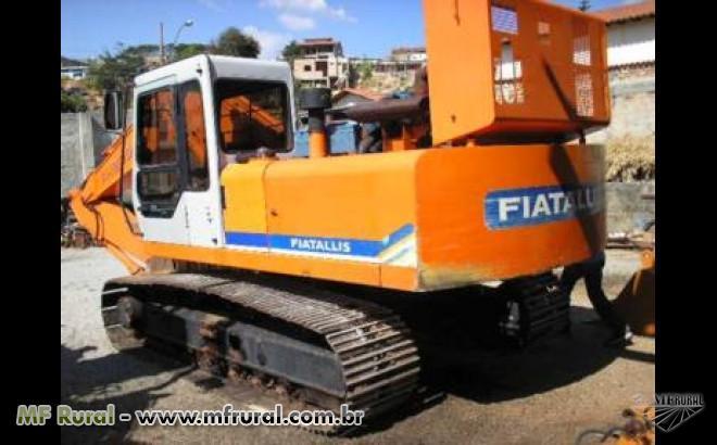 Escavadeira FH 200 20 Toneladas Pequena Entrada + prestação aparti 1.987,00