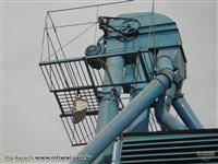 elevador de canecas para  cafe e cereais