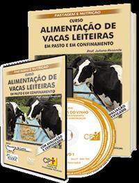 Curso Alimentação de Vacas Leiteiras em Pasto e em Confinamento