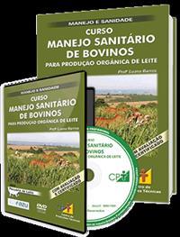 Curso Manejo Sanitário de Bovinos para Produção Orgânica de Leite
