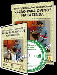 Curso Formulação e Fabricação de Ração para Ovinos na Fazenda