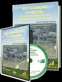 Curso Restauração Florestal em Áreas de Preservação Permanente e Reserva Legal