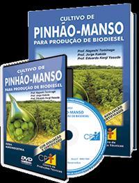 Curso Cultivo de Pinhão-Manso para Produção de Biodiesel