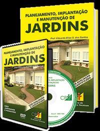 Curso Planejamento, Implantação e Manutenção de Jardins