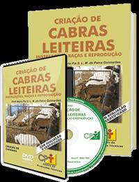 Curso Criação de Cabras Leiteiras - Instalações, Raças e Reprodução