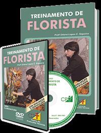 Curso Treinamento de Florista