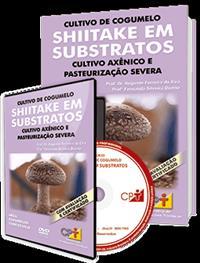 Curso Cultivo de Cogumelo Shiitake em Substratos