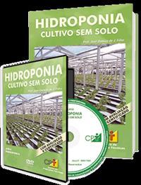 Curso Hidroponia  -  O Cultivo sem Solo
