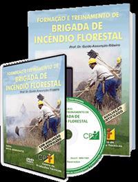 Curso Formação e Treinamento de Brigada de Incêndio Florestal