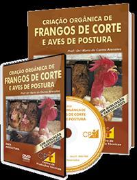 Curso Criação Orgânica de Frangos de Corte e Aves de Postura