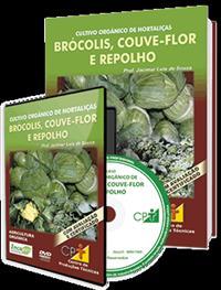 Curso Cultivo Orgânico de Brócolis, Couve-Flor e Repolho