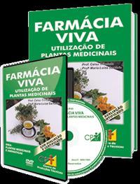 Curso Farmácia Viva - Utilização de Plantas Medicinais