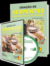 Curso Criação de Serpentes Para Produção de Veneno