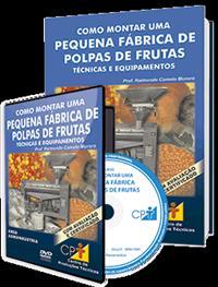 Curso Como Montar Uma Pequena Fábrica de Polpas de Frutas