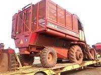 Colhedeira de Algodão Case 2555 Cotton Express