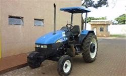 Trator Ford/New Holland TL 75E 4x2 ano 10