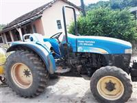 Trator Ford/New Holland TT 3840F 4x4 ano 08