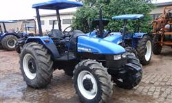 Trator Ford/New Holland TL 75E 4x4 ano 13