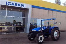 Trator New Holland TT 4030 4x4 ano 10