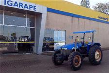 Trator Outros New Holland 4x4 ano 09