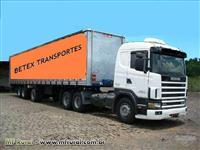 BETEX TRANSPORTES - BH