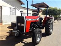 Trator Massey Ferguson 265 4x2 ano 92