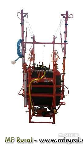 Pulverizador 600 litros barra 12 metros DIRETO DA FABRICA NOVO