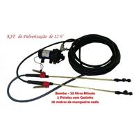 Kit Pulverizador Bomba Elétrica + Pistolas