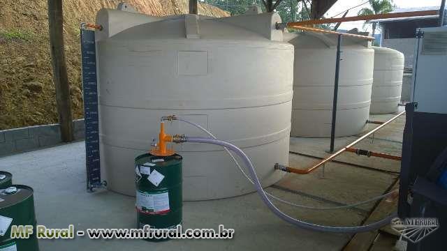 Autoclave paraTratamento de Madeira