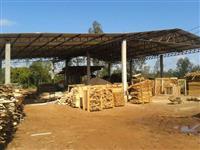 Serraria c/2 linhas de produção c/ area de 12,000 m2 c/ toda estrutura