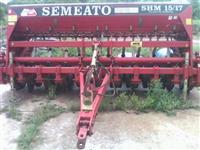 SEMEADEIRA SEMEATO SEMI NOVA PLANTIO DIRETO SHM15/17