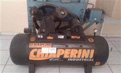 Compressor 20 APV/250L Trifásico Chiaperini-20+250APV