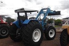 Trator Ford/New Holland 7630 4x4 ano 03
