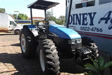 Trator Ford/New Holland TL 85E 4x4 ano 02