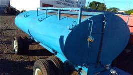 Carreta tanque 6800 litros