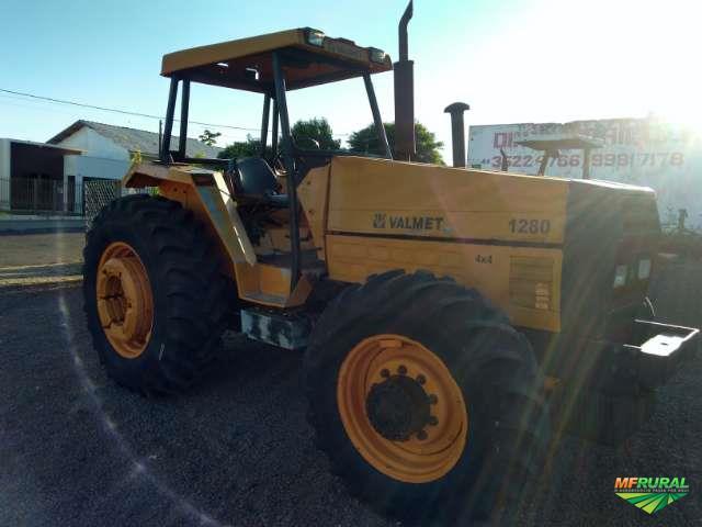 Trator Valtra/Valmet 1280 R 4x4 ano 93