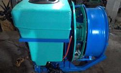 Pulverizador Montana 400 Litros