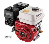 Motor B4T-8.0H - Branco - Gasolina - Partida manual