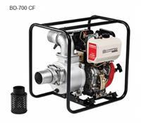 """Motobomba - BD-700 CF 4"""" - Branco - Diesel - Autoescorvante - Partida manual/elétrica"""