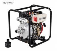"""Motobomba BD-710 CF 2"""" - Branco - Autoescoervante - Partida manual/elétrica"""