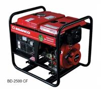Gerador - Branco - Diesel - 2.2 KVA - Partida manual/elétrica